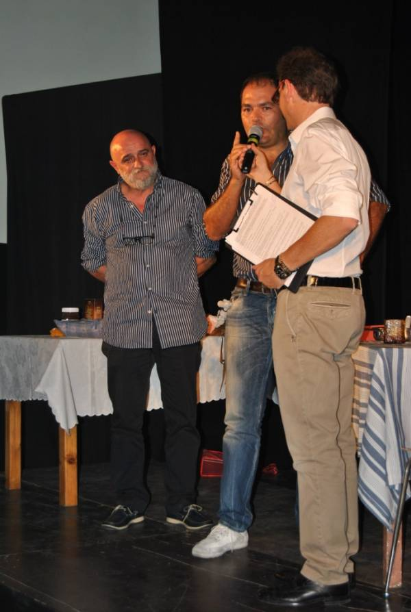 Gianluca Papadia 3° Classificato